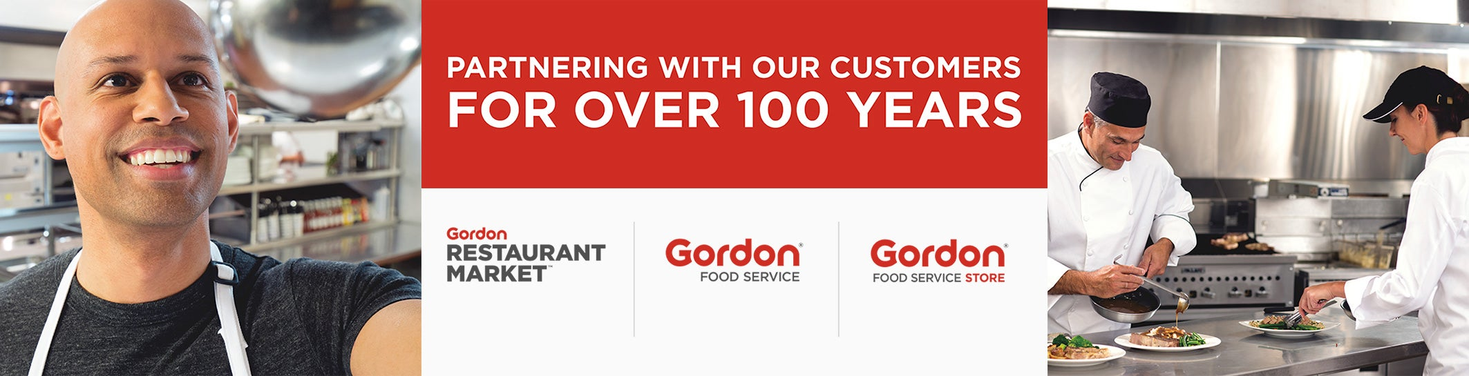 About Gordon Food Service Store