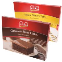 Chocolate or Yellow Sheet Cake