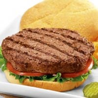 Homestyle Ground Beef Patties