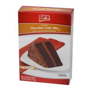 Complete Chocolate Cake Mix