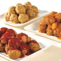 All-Beef Meatballs, Precooked