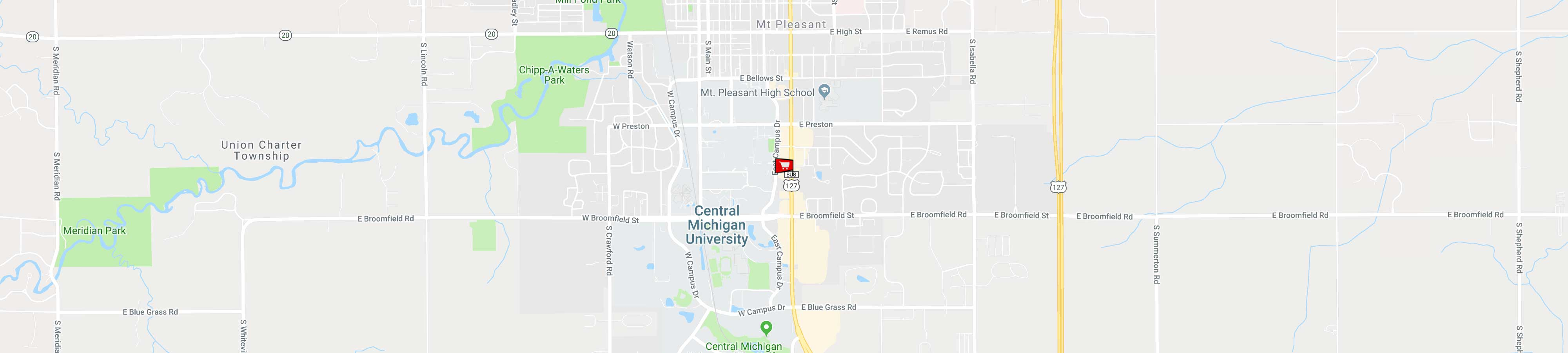 Mount Pleasant High School Campus Map - Software Help