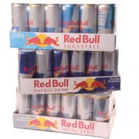 Red Bull, Assorted Flavors