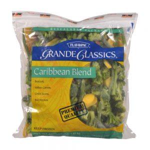 Caribbean Vegetable Blend