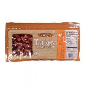 Turkey Snack Bites