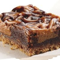 Brownie, Salted Caramel