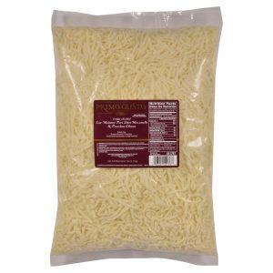 Shredded Mozzarella & Mozz-Provolone Cheeses