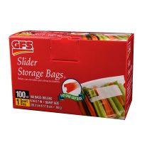 1-Quart Slider Storage Bags