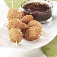 Beef & Chicken Meatballs, 1/2 oz.