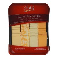 Assorted Cheese Party Tray