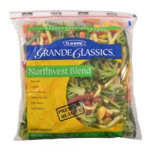 Northwest Vegetable Blend