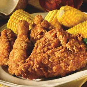 8-Piece Cut Breaded Chicken, Fully Cooked