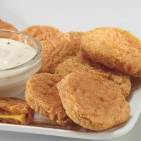 Breaded Pickle Chips