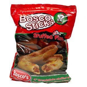 Bosco Pizza-Stuffed Breadsticks