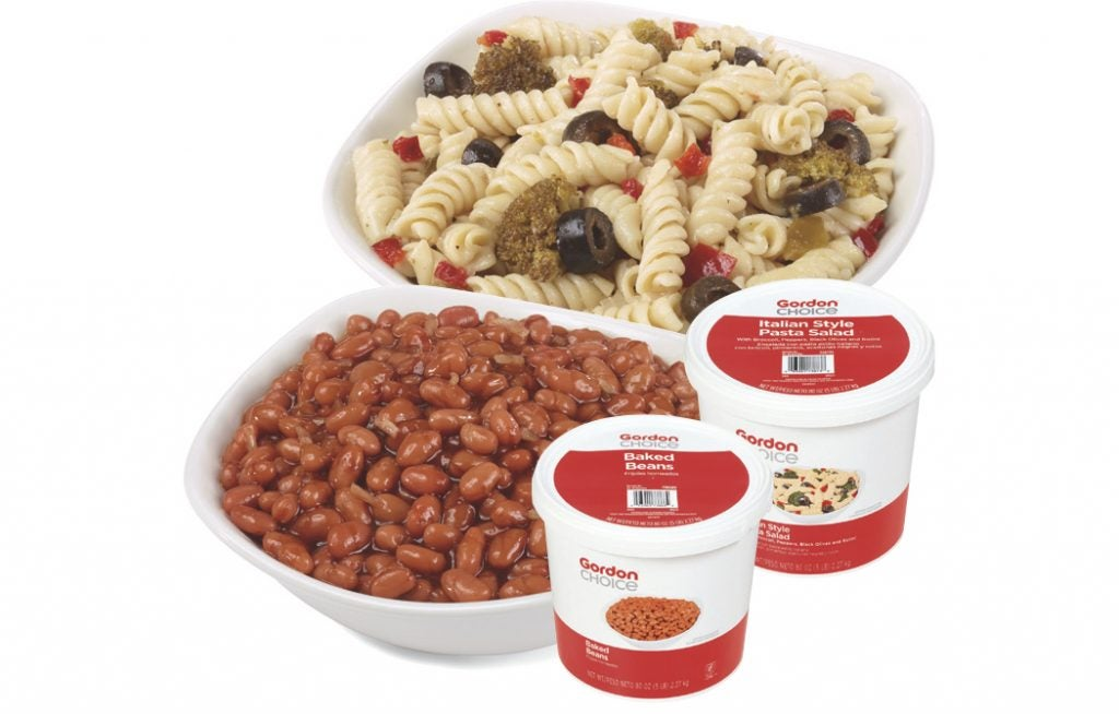 Baked Beans or Italian-Style Pasta Salad