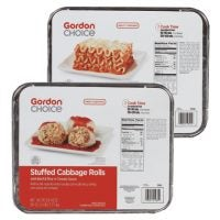 Gordon Choice Lasagna or Stuffed Cabbage Rolls