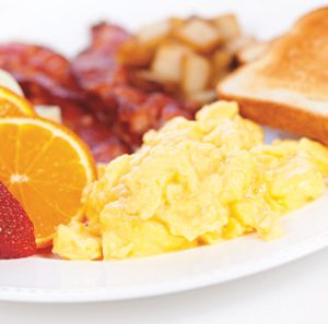 Scrambled Egg Mi