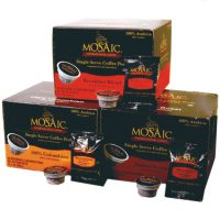 Assorted Single- Serve Coffee Pods