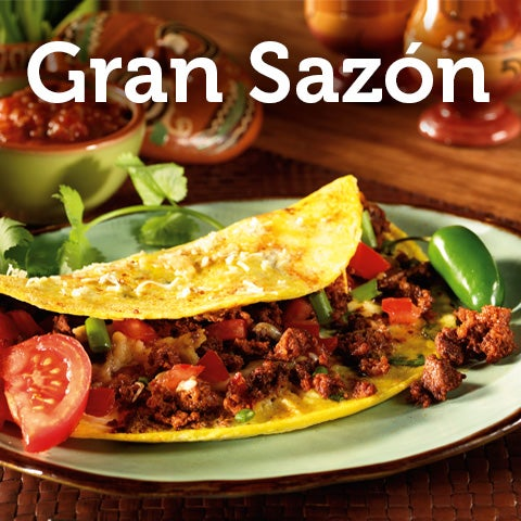 Up to $250 in rebates on select Gran Sazón products