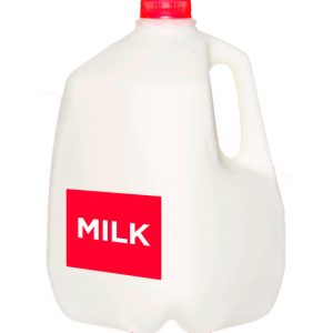 Gallon White Milk