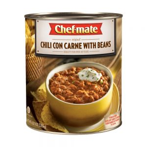 Con Carne Chili with Beans