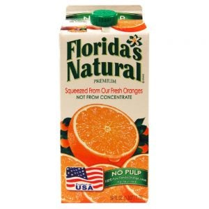 Florida's Natural Orange J