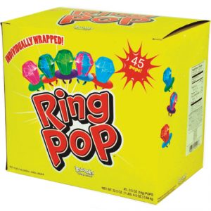 Ring Pops Candy