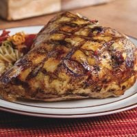 Split Chicken Breasts