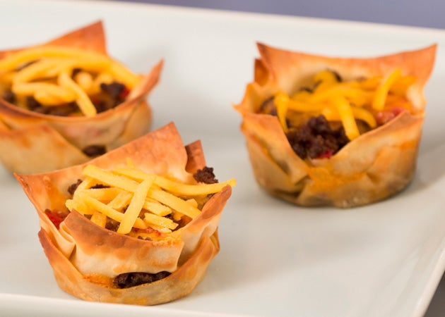 Crunchy Taco Bowls