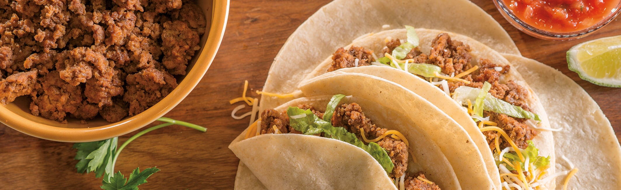 taco bar menu ideas