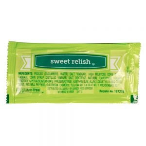 Sweet Pickle Relish Packets