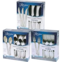 Reflections Plastic Cutlery