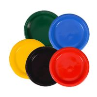 7 Inch Plastic Plates