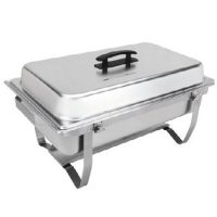 Stainless Steel Rectangle Chafer