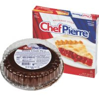 Chef Pierre Cherry or Boston Cream Pie
