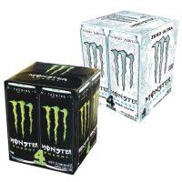 4-Pack Monster Energy Drinks