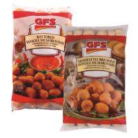 GFS® Battered or Breaded Mushroom