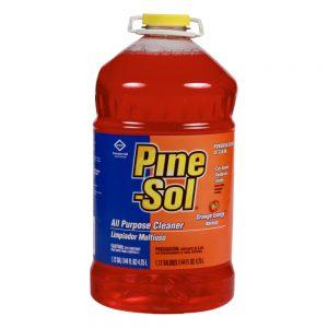 All-Purpose Liquid Cleaners - Orange