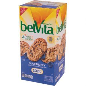 Blueberry or Brown Sugar Breakfast Biscuits