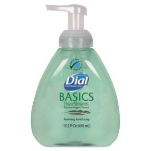 Dial Foaming Hand Soap with Aloe