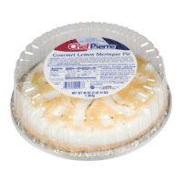 Gourmet Lemon Meringue Pie