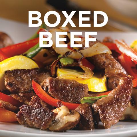 Rebate Boxed Beef