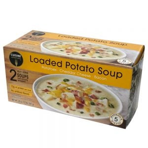Cuisine Adventures Premium Soups - Loaded Potato