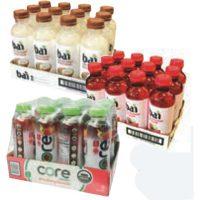 Bai or Core Organic Drinks