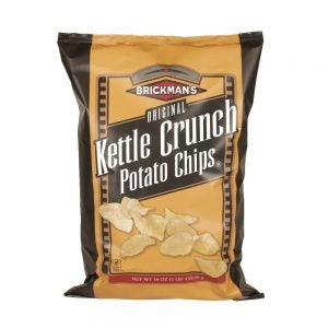 Kettle Crunch Potato Chips - Original