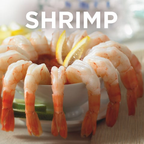 5% Rebate on Shrimp