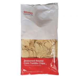 GFS Corn Tortilla Chips - Round