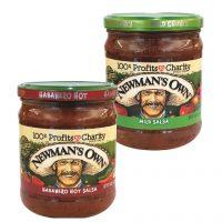 Newman's Own Salsas