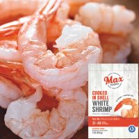 Max Source Cooked White Shrimp