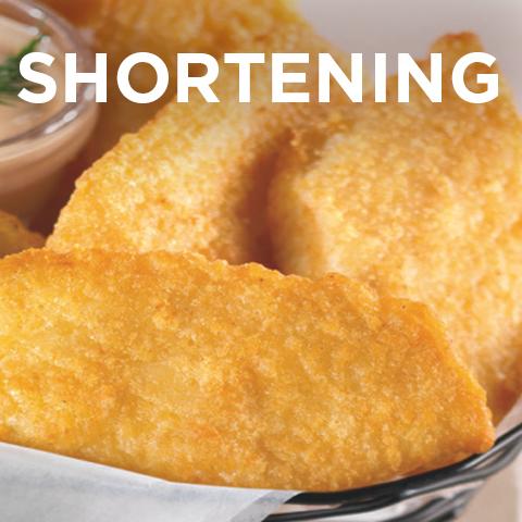 Shortening 5% Rebate